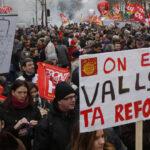 Francia: En medio de protestas masivas publican nueva legislación laboral