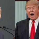 Donald Trump insiste ante Peña Nieto sobre construcción de muro fronterizo (VIDEO)