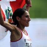 Río 2016: Gladys Tejeda es la mejor latinoamericana en maratón