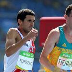 Río 2016: David Torrence rompe récord nacional de 5,000 m y correrá la final