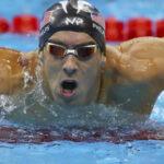 Río 2016: ¿Qué son los círculos rojos en la espalda de los nadadores?