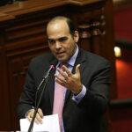 "Caso Odebrecht: ""A este gobierno nadie lo amenaza"", dice Zavala"