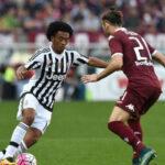 Colombiano Juan Cuadrado continúa en Juventus cedido por Chesea