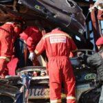 Tres muertos deja choque en la Panamericana Sur