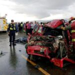 Policía de Carreteras registra 1,736 accidentes de tránsito durante 2016