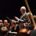 Presidente Kuczynski dirigió a la Orquesta Filarmónica de Israel