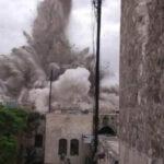 Siria: Destruyen centro de propaganda para terroristas suicidas
