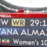 Río2016: Etíope Ayana impone nuevo récord mundial en 10,000 m
