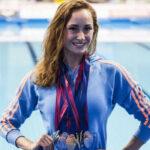 Río 2016: El striptease viral de una nadadora ucraniana en la Villa Olímpica