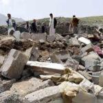 Tras fallido diálogo Arabia Saudita y rebeldes de Yemense bombardean