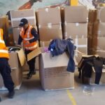 Arequipa: Sunat entrega 4 toneladas de ayuda a afectados por sismo