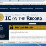 """Argentina: EEUU publica más de mil documentos sobre la """"guerra sucia"""" (Avance)"""