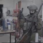 Israel desmantela 7 fábricas palestinas de armas en Cisjordania