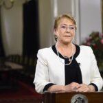 Chile: Bachelet anuncia mejora de pensiones con cargo al empleador