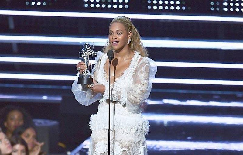 Beyoncé se coronó en los premios MTV