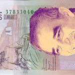"""Colombia: La imagen de """"Gabo"""" circula en billete de 50,000 pesos"""