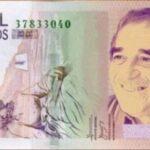 Colombia pone en circulación billete con imagen de García Márquez