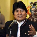 Evo Morales confirma desaceleración de economía boliviana