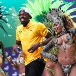 Usain Bolt rey de la velocidad y la vida nocturna