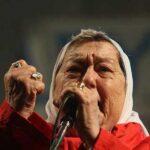 Retiran orden de detención a titular de Madres de Plaza de Mayo