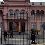 Argentina: Nueva amenaza de bomba en la Casa Rosada moviliza a la policía