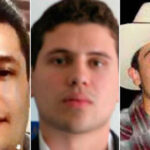"""EEUU: Tres hijos del """"Chapo"""" Guzmán en lista negra del Departamento de Tesoro"""