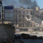 Rusia denuncia ataque químico contra barrio residencial en Alepo