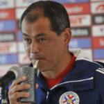 """Francisco """"Chiqui"""" Arce a un paso de ponerse el buzo de la Selección de Paraguay"""