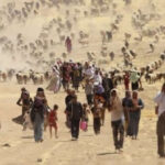 Estado Islámico secuestra a 2 mil civiles en plena retirada