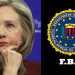 EEUU: FBI enviará al Congreso reporte de la investigación a Hillary Clinton