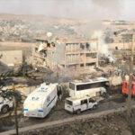 Turquía: Coche bomba de rebeldes kurdos deja 11 policías muertos y 78 heridos