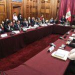 Congreso: Comisiones elegirán mesas directivas desde este lunes