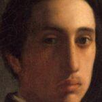 Un estudio con rayos X revela un retrato inédito de Edgar Degas