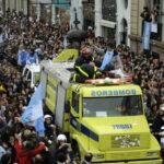 Juan Martín del Potro fue recibido como un héroe en Argentina
