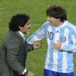 """Diego Maradona: """"El retiro de Messi parece que fue un montaje por las finales perdidas"""""""