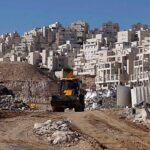 """Palestina denuncia un plan israelí para """"partir en dos"""" Cisjordania"""
