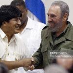 Cuba: Evo Morales llega por el  90 cumpleaños de Fidel Castro