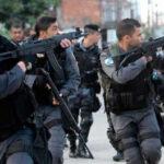 Brasil: Gigantesco operativo en favelas tras ataque de narcos a 2 policías