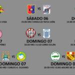 Segunda División: Programación y escenarios de la fecha 14