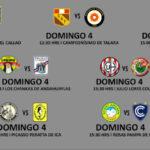 Segunda División: Programación, hora y escenarios fecha 18