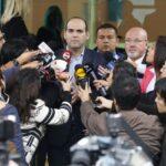 Bancada de Peruanos Por el Kambio se reunió con Fernando Zavala