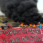 Brasil: Seguidores de Dilma Rousseff protestan bloqueando más pistas