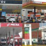 Osinergmin: Precios de combustibles tenderán a la baja esta semana