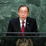 ONU pide a todo el mundo apoyo para sus labores humanitarias