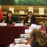 Violencia de género: Congreso invitará a titulares de Ministerio Público y Poder Judicial