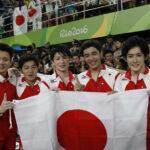 Río 2016: Japón da la sorpresa y gana el oro en gimnasia masculina por equipos