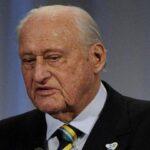 Expresidente de la FIFA João Havelange muere a los 100 años