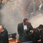 Kosovo: Explosión remece edificio del Parlamento ,no descartan terrorismo