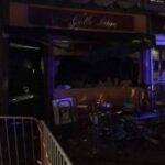 Francia: Trece muertos al incendiarse bar en ciudad de Rouen (video)