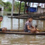Loreto: Declaran estado de emergencia en localidades por inundaciones